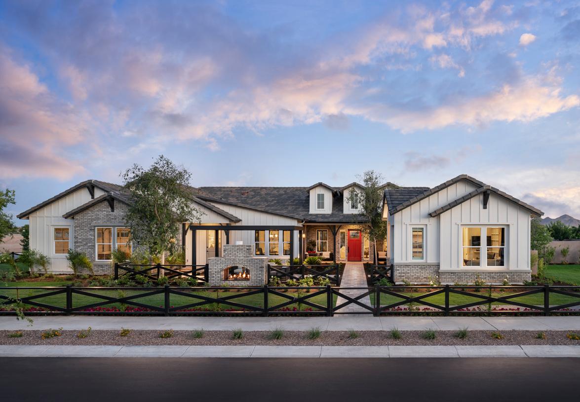 Weston -  Modern Farmhouse