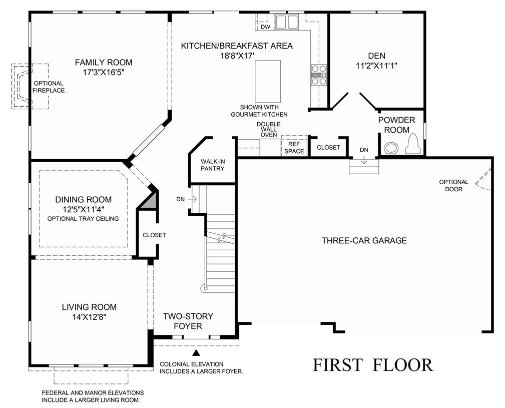 Westport - 1st Floor