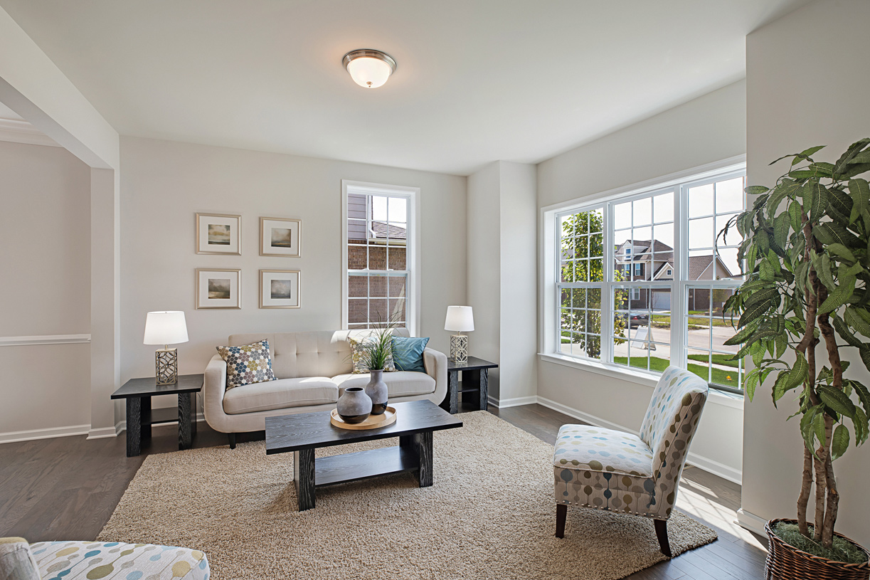 Formal living room - alternate view
