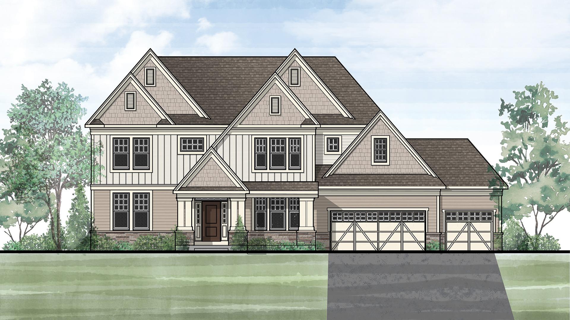 100 Rambler Million Dollar Views Builders Homes For