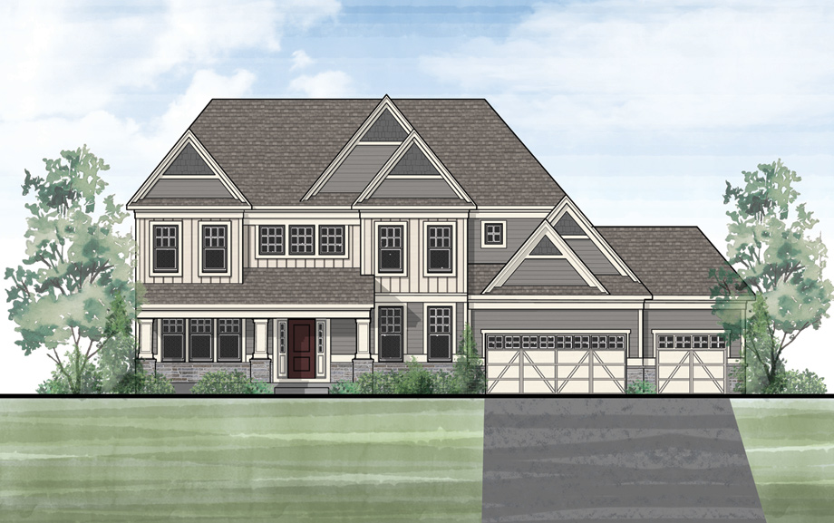 new luxury homes for sale in medina mn reserve at medina