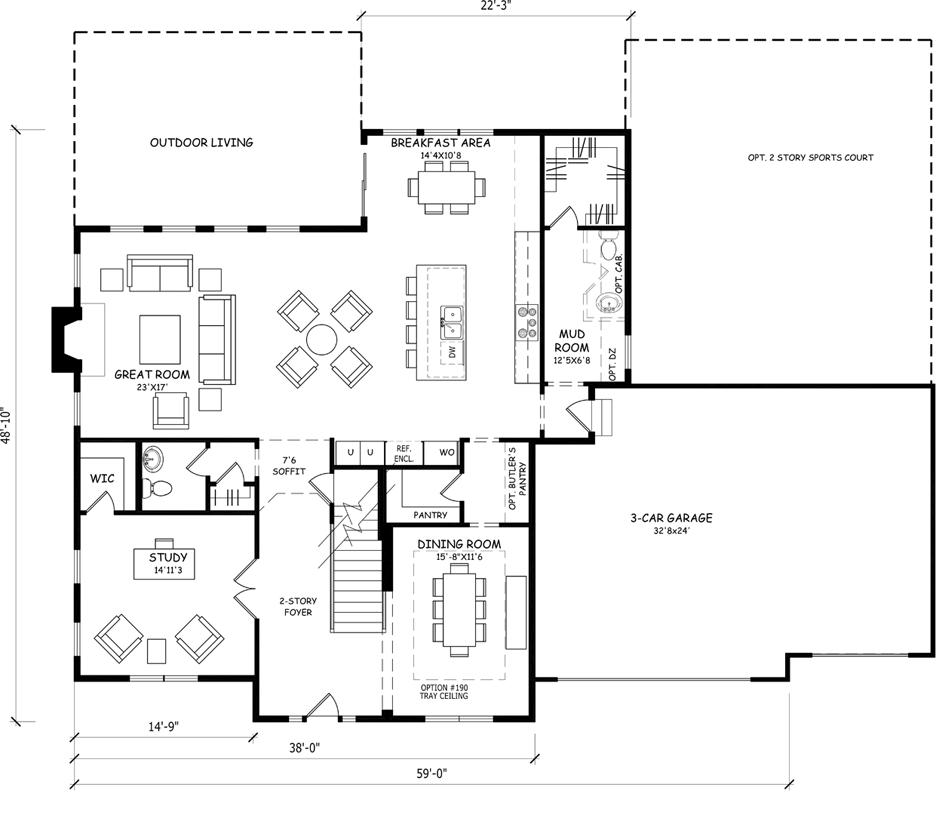 Wheaton - 1st Floor