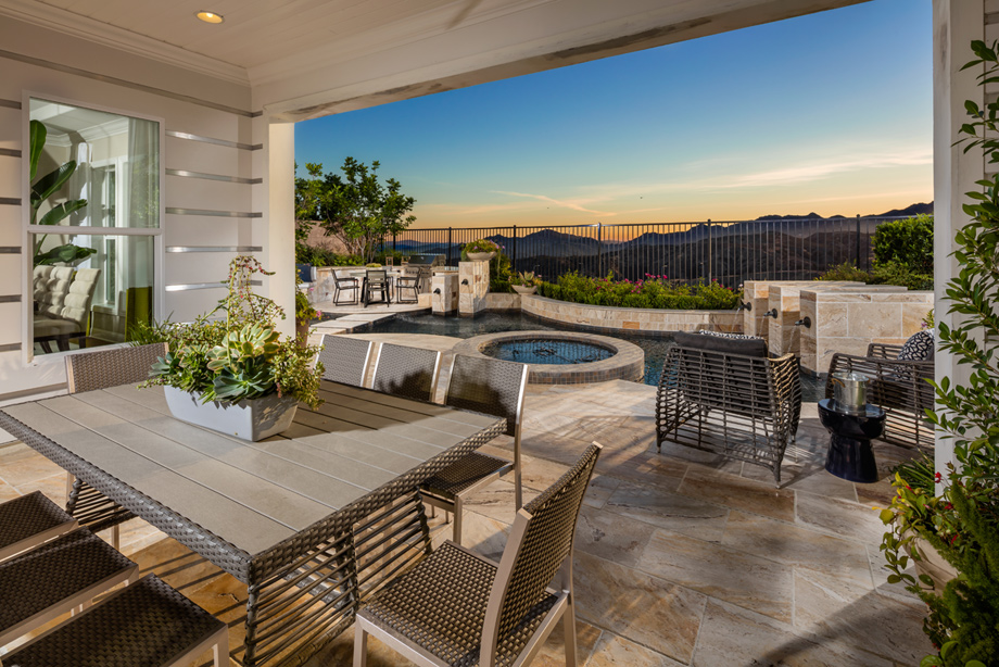 Porter Ranch CA New Homes for Sale   Avila at Porter Ranch ... on Outdoor Living Sale id=89771