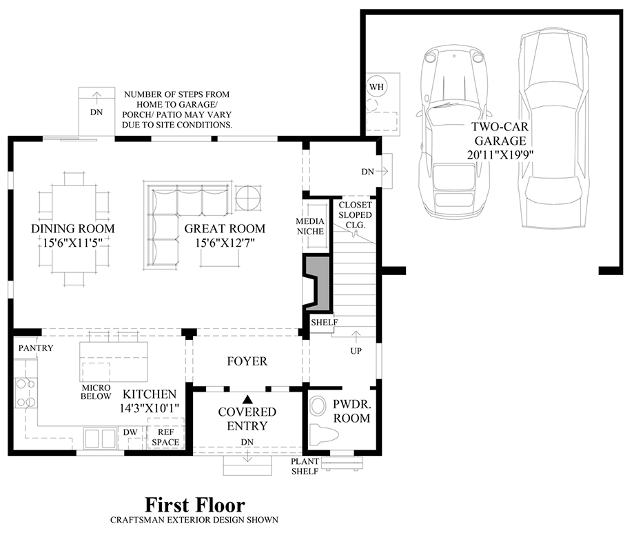 Timber creek the courtyards quick delivery home willow for Wa house plans