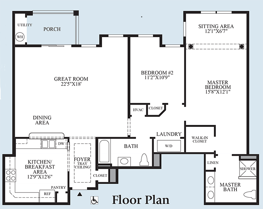 Toll Brothers Floor Plans Virginia: Greenbrier Collection Quick