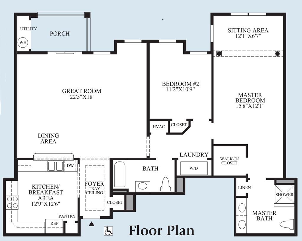 haymarket va active adult community regency at dominion valley view floor plans