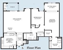 Willowcroft - Floor Plan