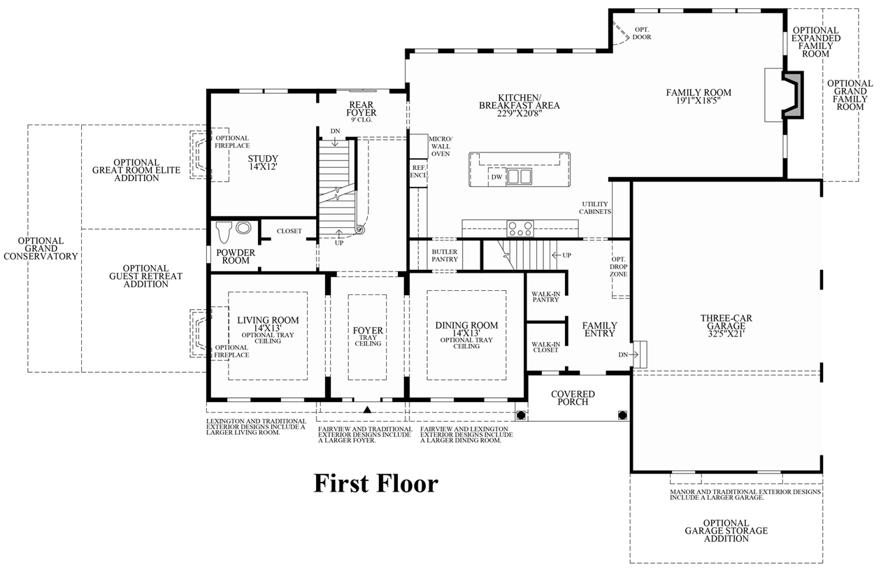 100 Floor Plans For Real Estate Agents