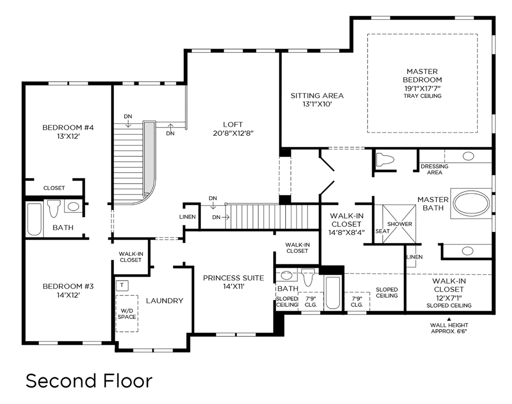 Taylor mill at thornbury the chelsea home design for Windemere homes floor plans