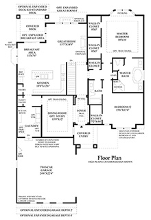 Windom - Floor Plan