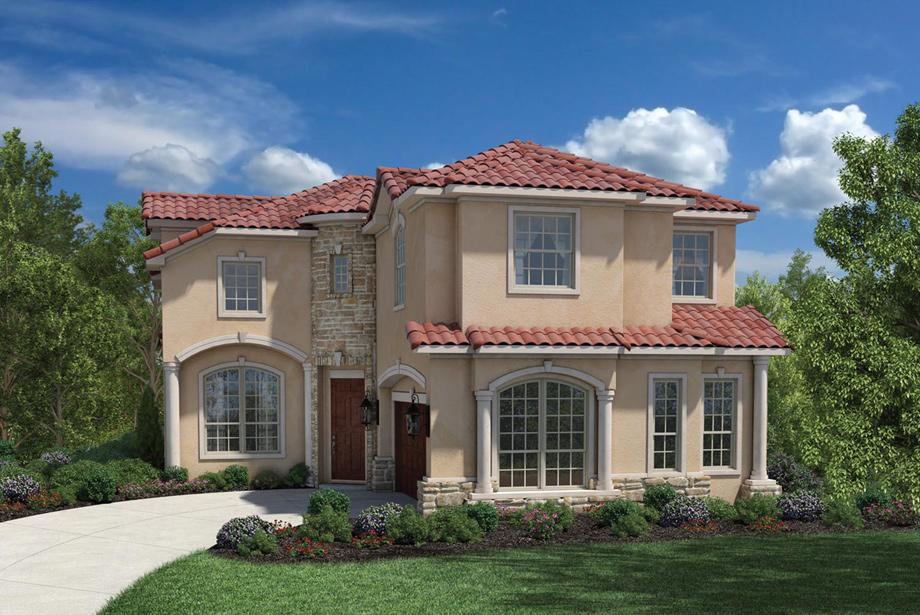 West Park Villas The Palladio Home Design