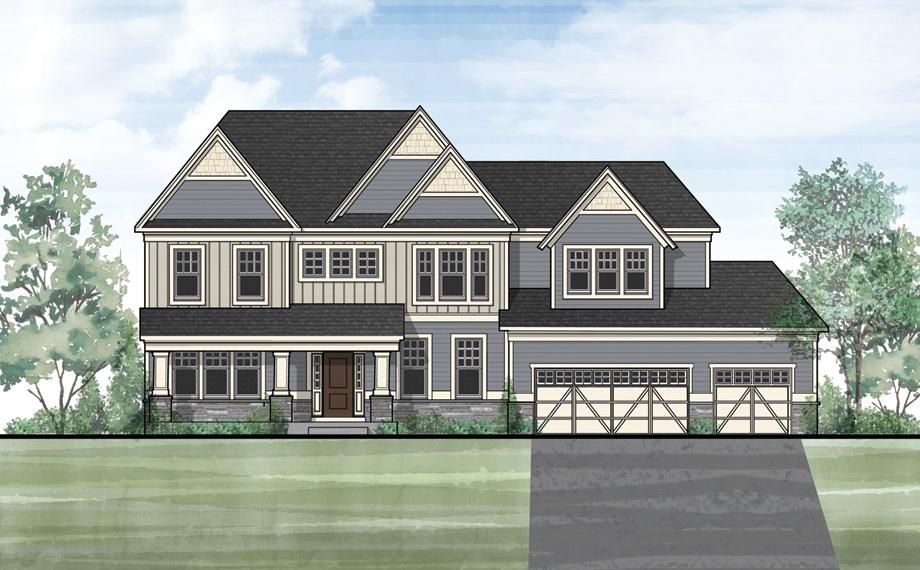 eden prairie woods the stansbury home design trend home