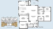 Woodhall - Floorplan