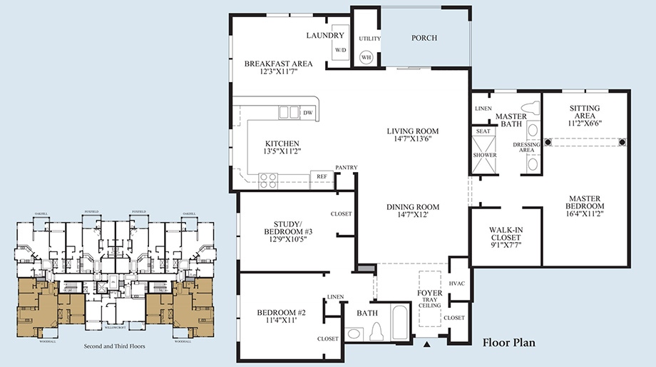 Floorplan Floor Plan