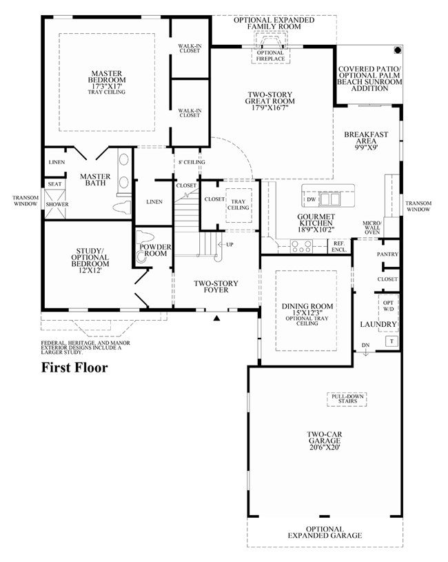 Woodmere - 1st Floor