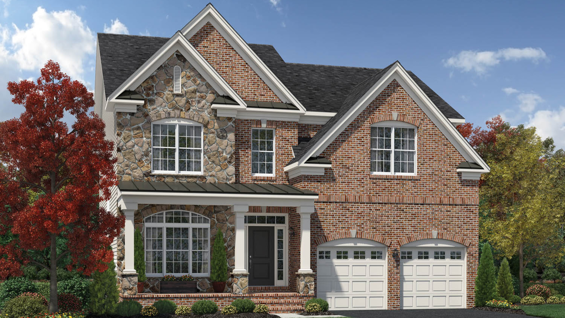 Woodlands At Warwick The Hopewell Home Design