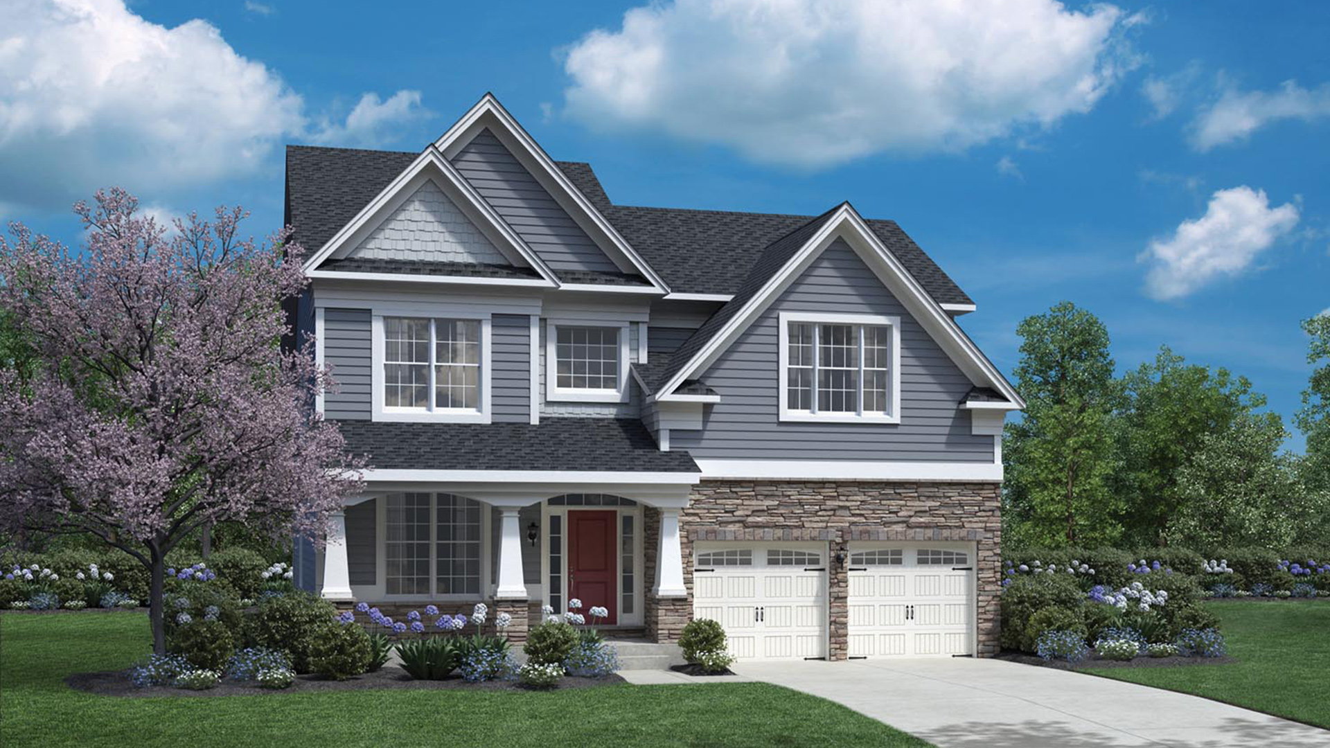 Brilliant The Pines At Wake Crossing The Woodstock Home Design Download Free Architecture Designs Scobabritishbridgeorg