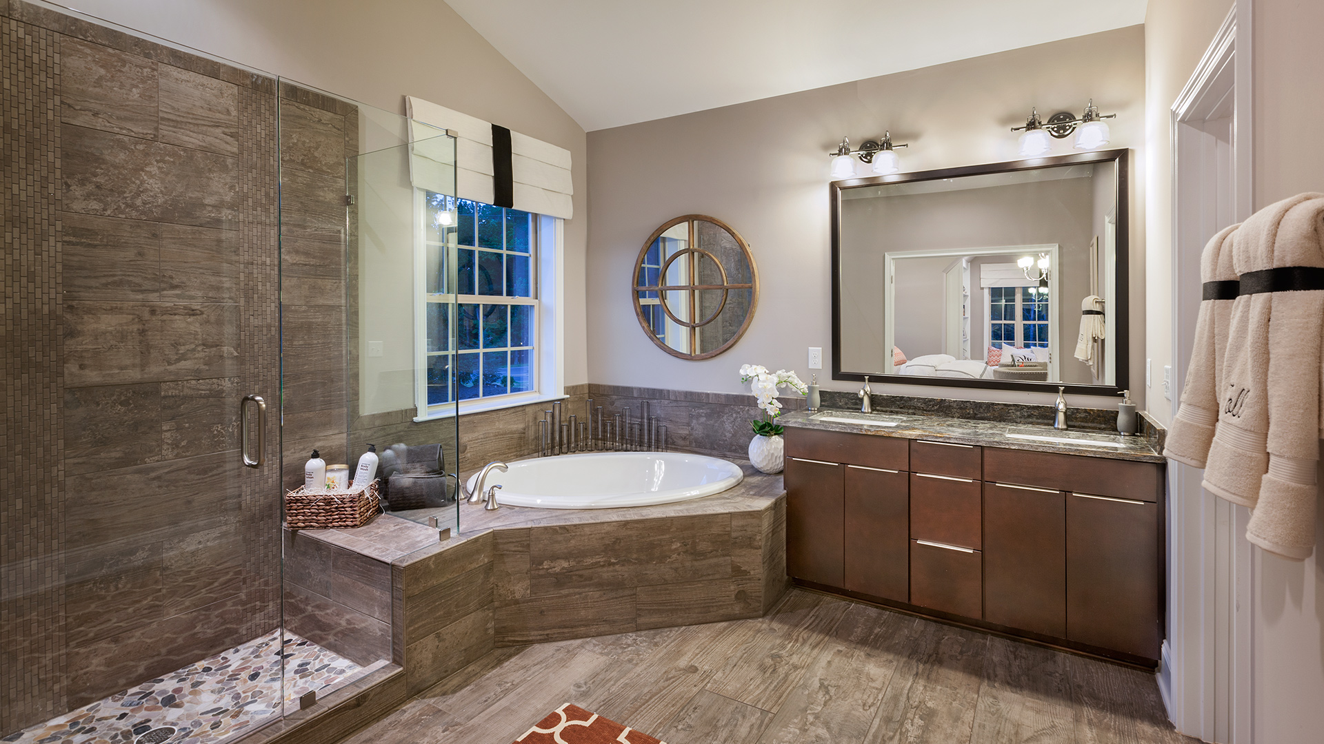 Kitchen Inspiration Gallery | Toll Brothers® Luxury Homes on Model Bathroom Ideas  id=15271