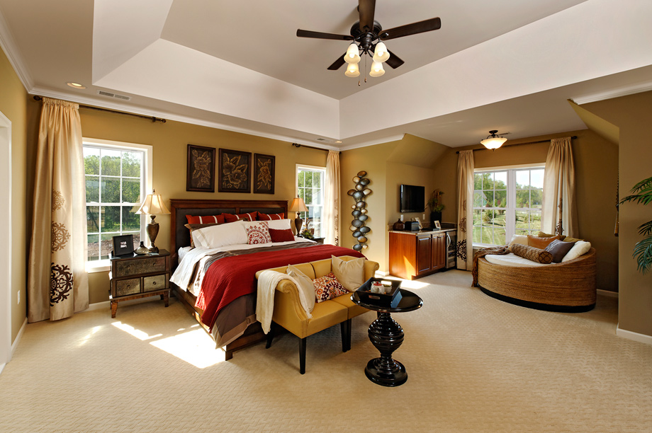 Dominion Valley Country Club Carolinas The Woodstock Home Design