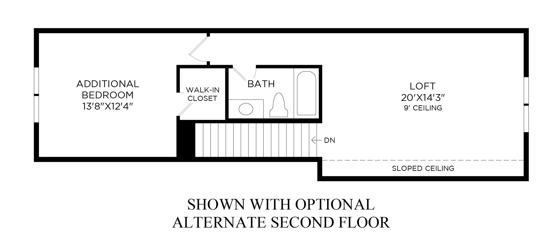 Regency at Palisades | The Bowan Home Design