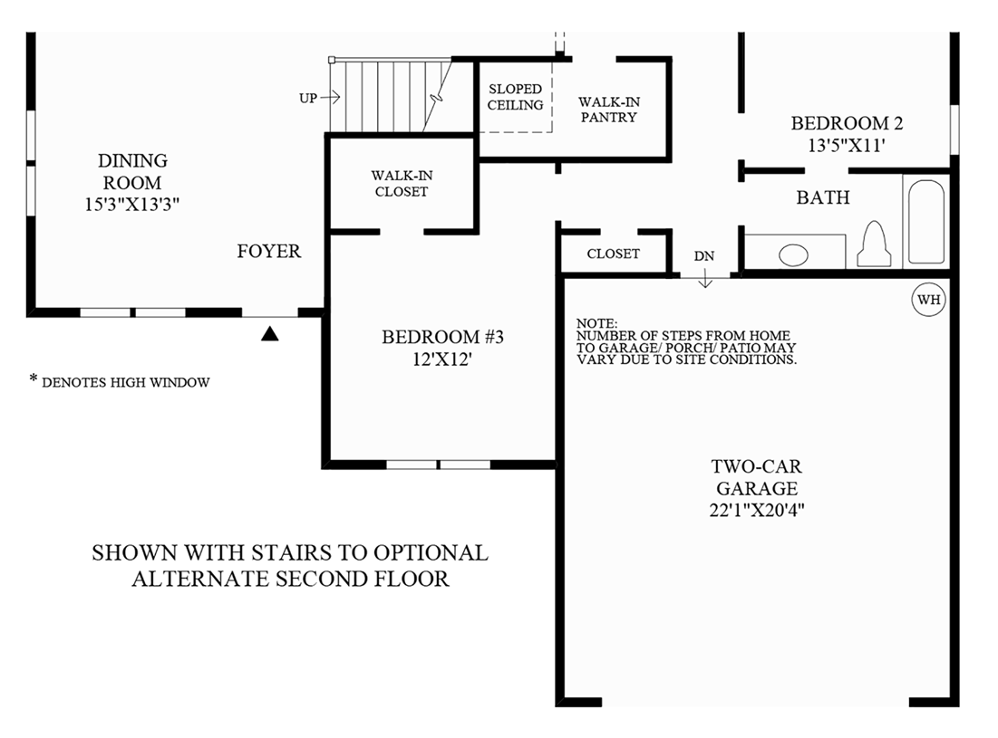Toll Brothers Carlsbad Floor Plan: Charlotte NC New Homes For Sale