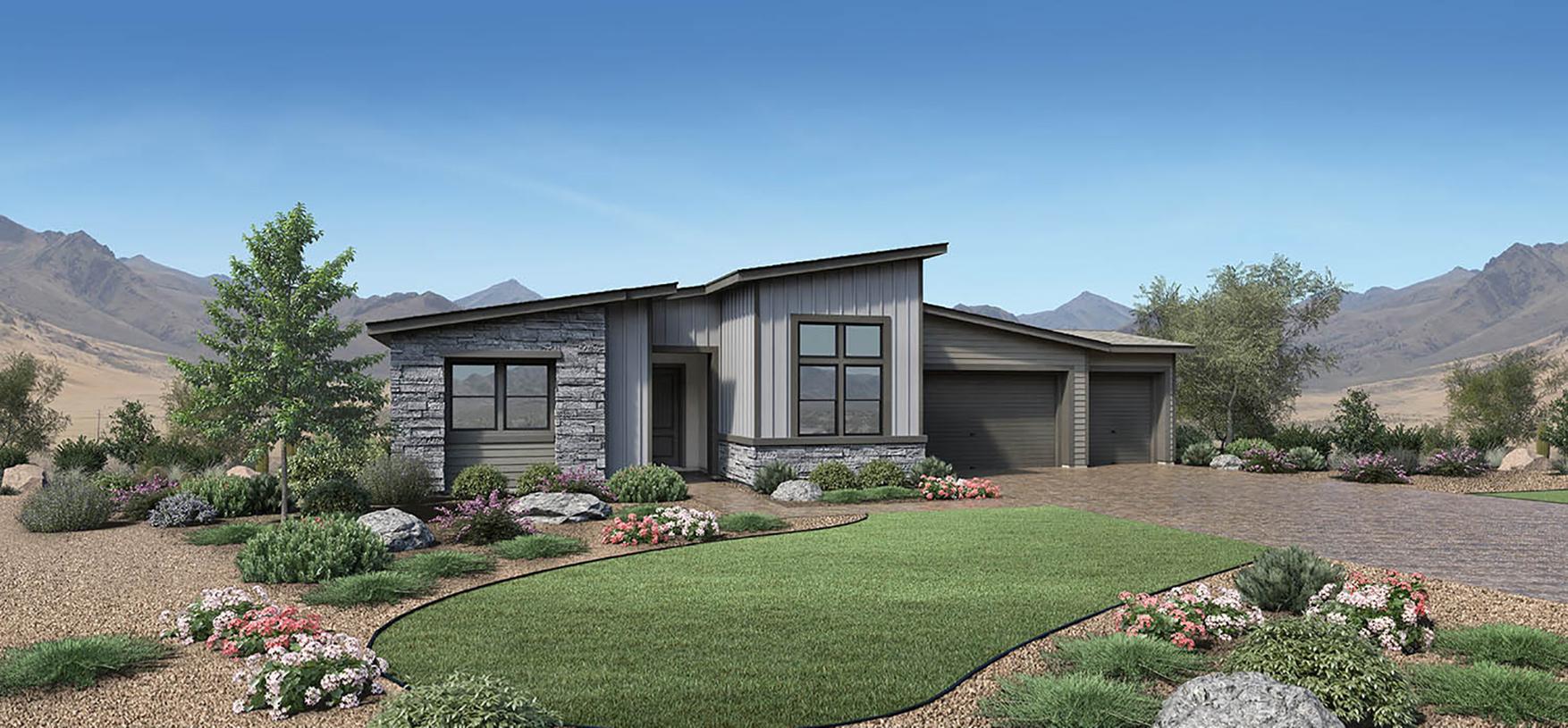 Yardley Elite -  Modern Ranch