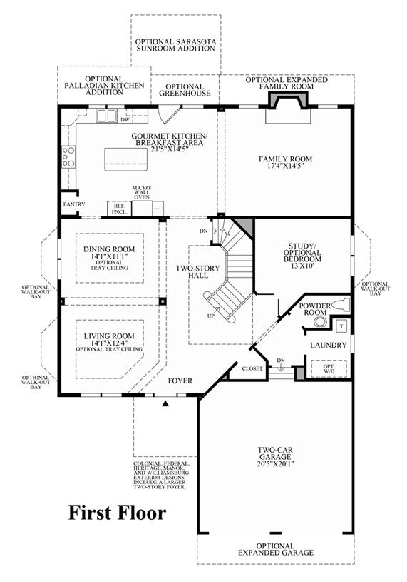 Yates - 1st Floor