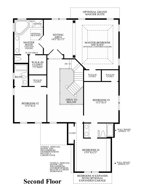 Loudoun Valley The Glen The Yates Home Design