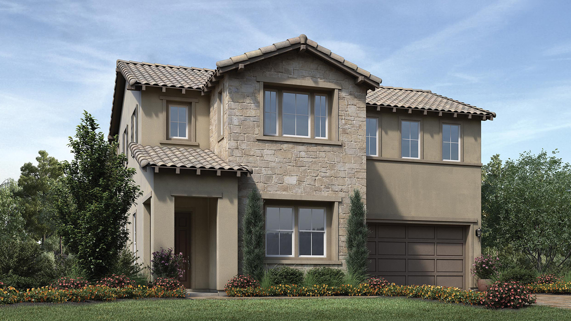 The Canyons at Porter Ranch - Pointe Collection | The