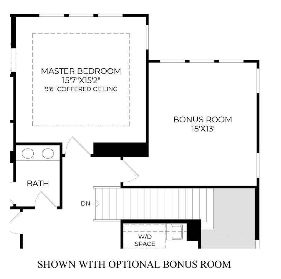 Optional Bonus Room