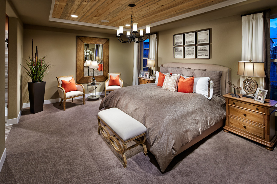 The enclave at mckay shores the yuma home design for Farmhouse master bedroom