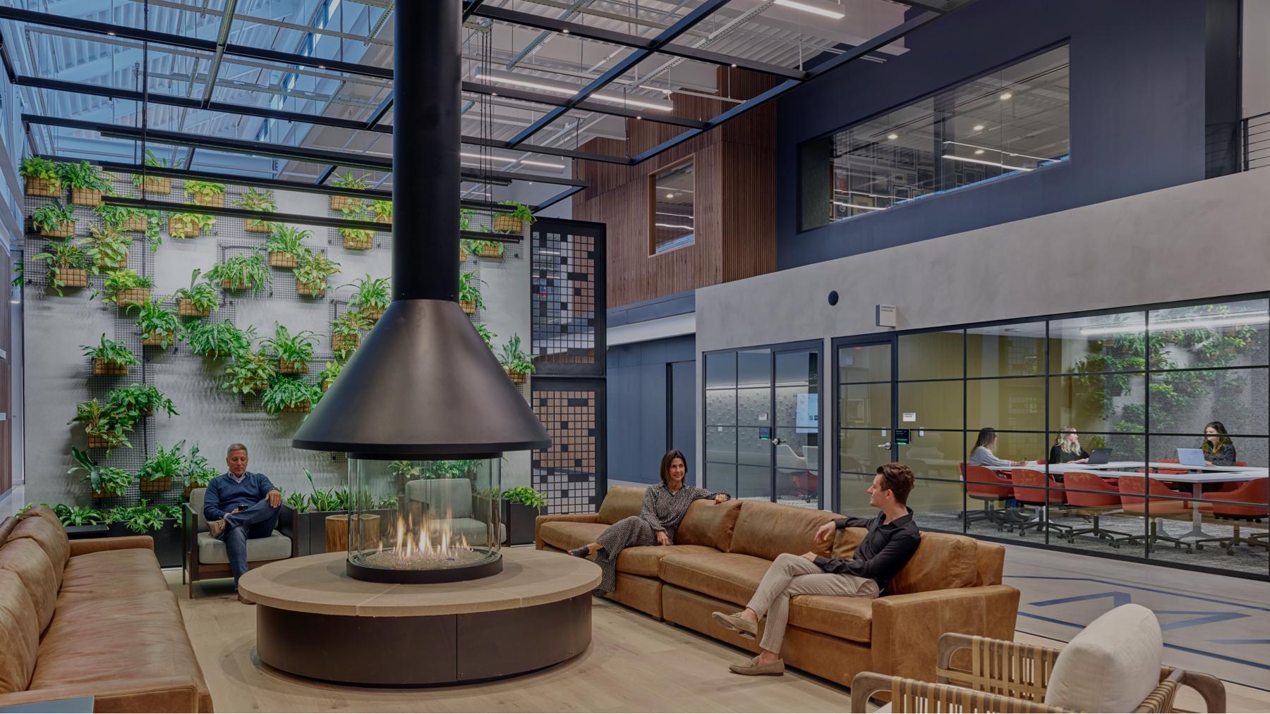 Spotlight - Toll Brothers corporate headquarters
