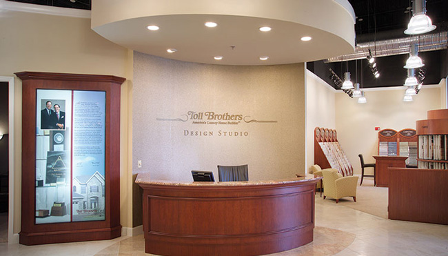 Toll Brothers becomes a public company