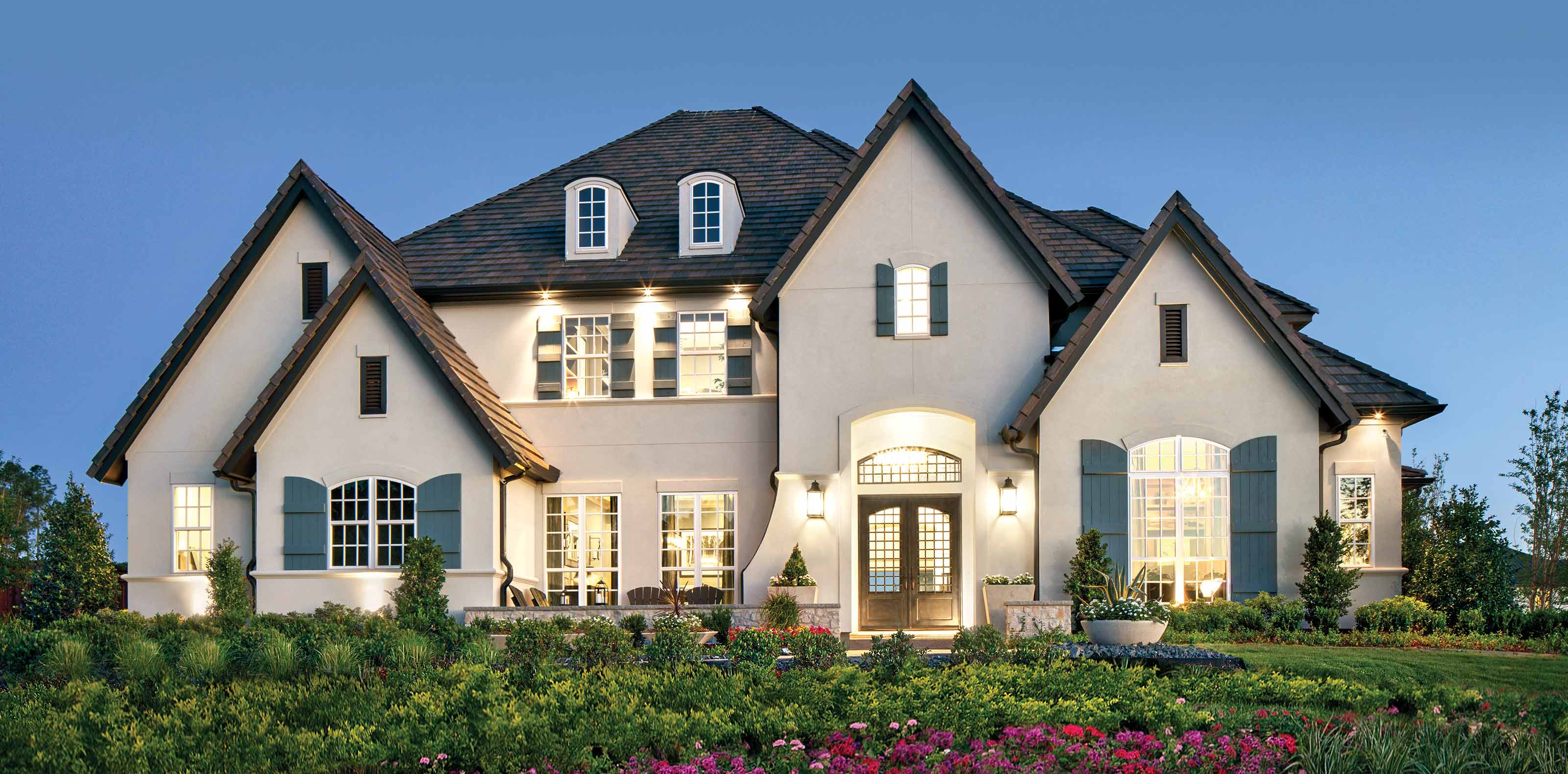 The Sandhaven Chateau at Southlake Meadows in Southlake, Texas